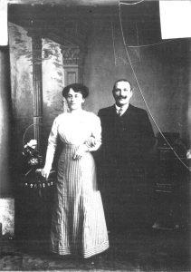 1897 - Почеток на киноприкажувачката дејност во Македонија