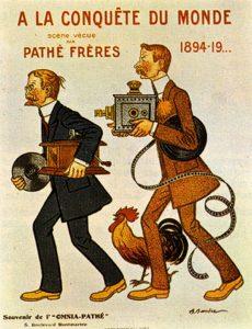 """""""Браќа Пате"""" (Pathé Frères)"""