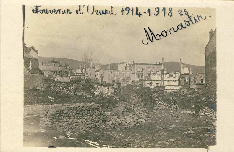 Битола за време на Првата светска војна