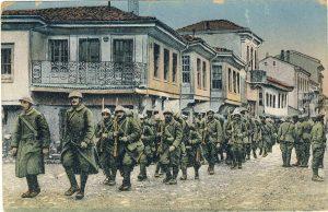 Прва светска војна во Битола