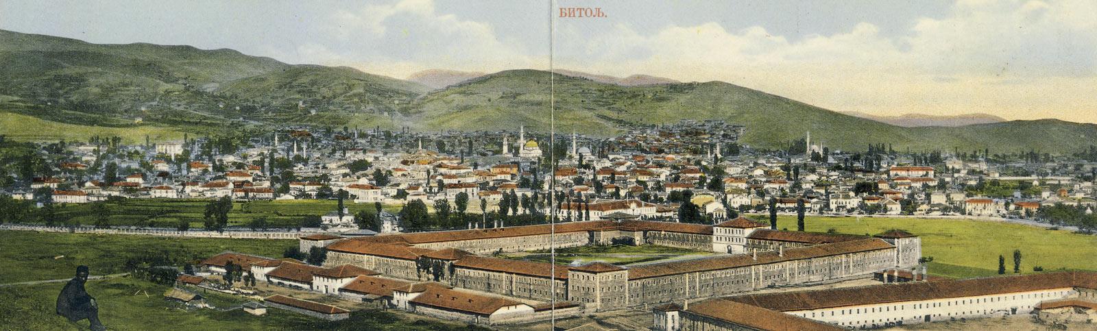 Касарните во Битола за време на Балканските војни